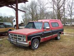 robbiesmechanic 1984 GMC Sierra (Classic) 1500 Regular Cab