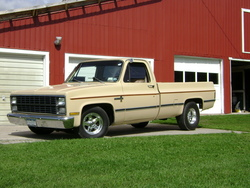 schryv92s 1983 Chevrolet C/K Pick-Up