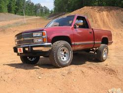 3238581 1990 Chevrolet Silverado 1500 Regular Cab