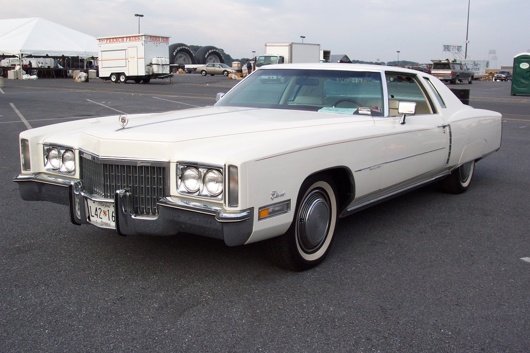 Acarcollector 1972 Cadillac Eldorado Specs Photos Modification Info At Cardomain