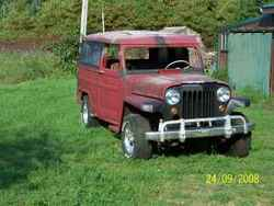 TatBmes 1954 Willys Wagon