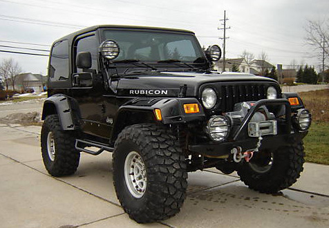 jeepster1's 2005 Jeep Wrangler