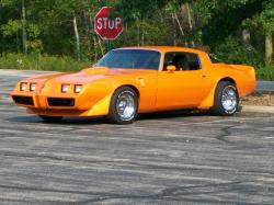 jimmybee 1979 Pontiac Trans Am