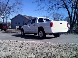 2008lowdak 2008 Dodge Dakota Regular Cab & Chassis