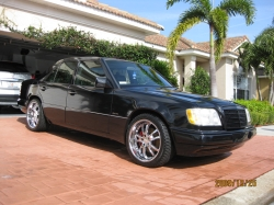 cwbrunos 1995 Mercedes-Benz E-Class 
