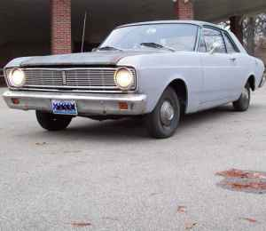 Another wrigley_1285 1966 Ford Falcon post... - 12614008