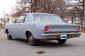 Another wrigley_1285 1966 Ford Falcon post... - 12614009