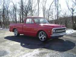 DioCustomss 1969 Chevrolet C/K Pick-Up