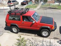 purplexjs 1992 Jeep Cherokee