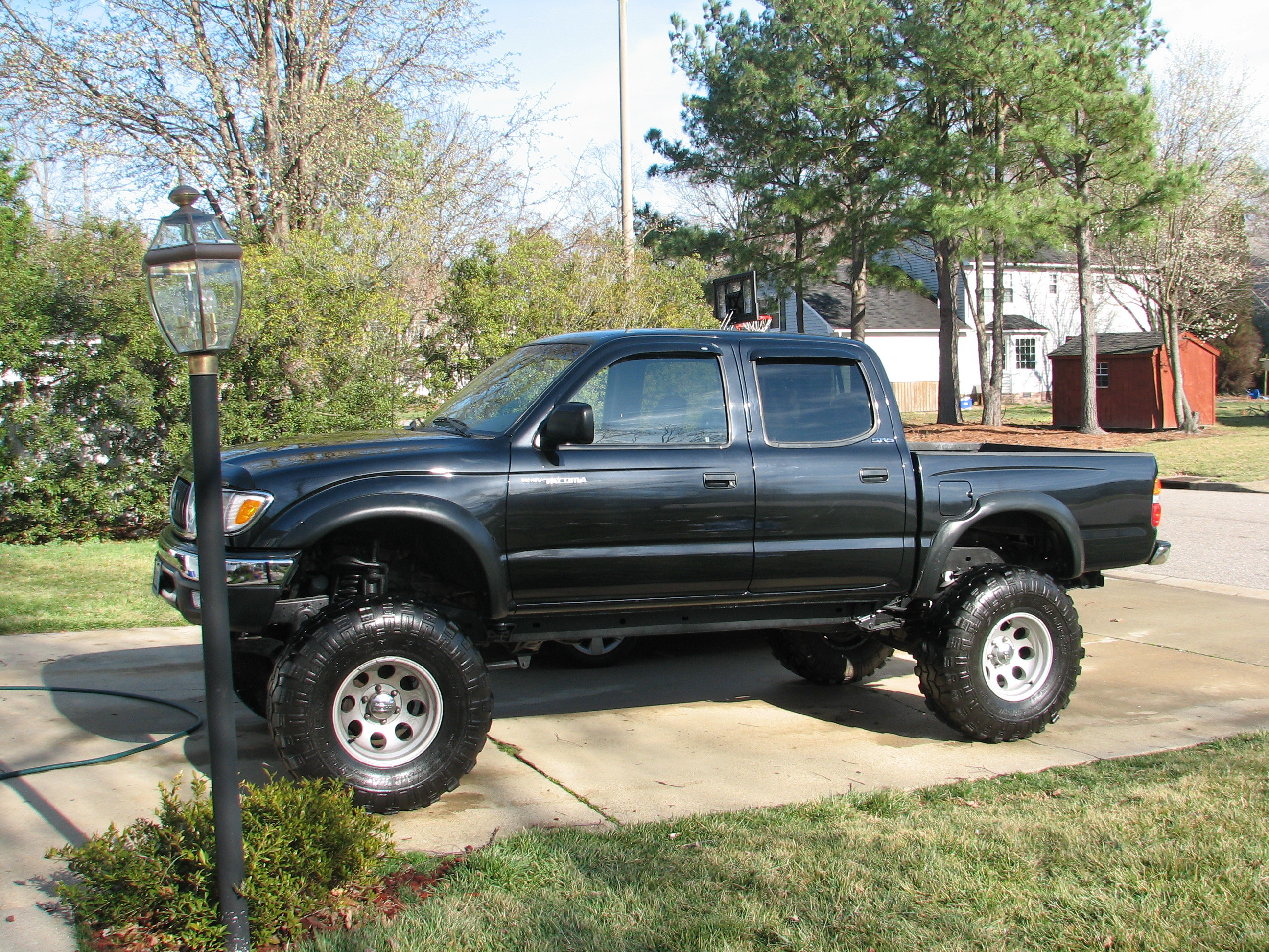 Another JHABIT 2002 Toyota Tacoma Double Cab post... - 12790451