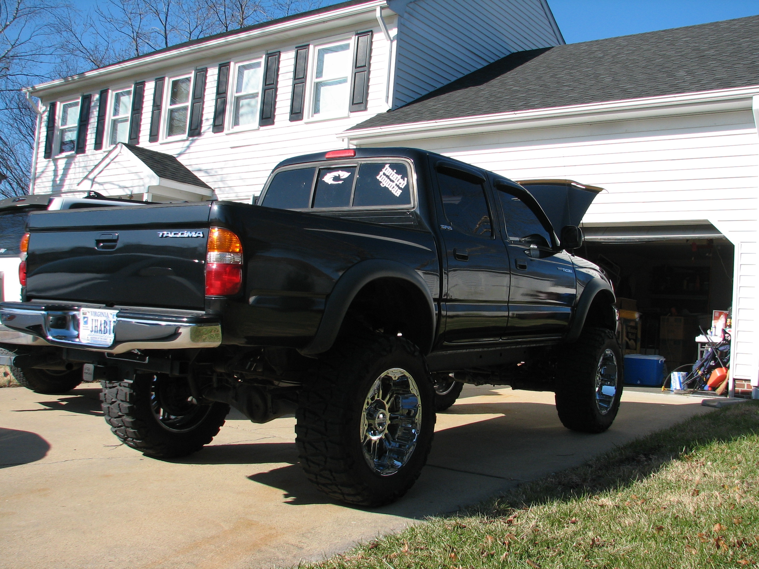 Another JHABIT 2002 Toyota Tacoma Double Cab post... - 12790473