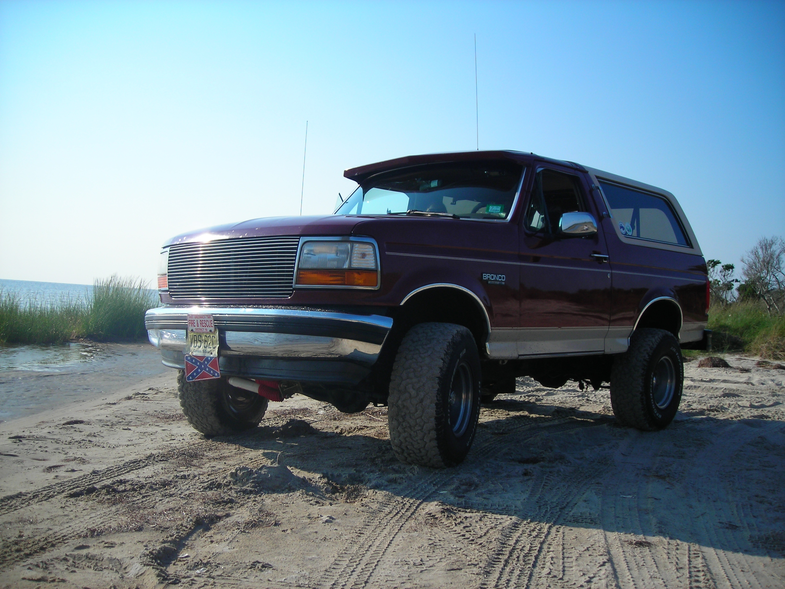twizddiesel4x4 1993 ford bronco specs photos. Black Bedroom Furniture Sets. Home Design Ideas