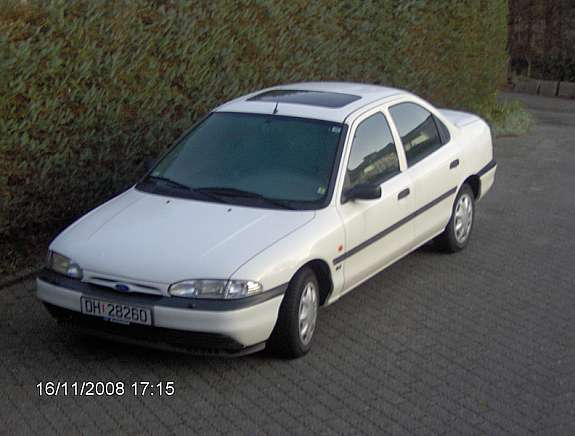mateusz skuza 1993 ford mondeo specs photos modification info at cardomain. Black Bedroom Furniture Sets. Home Design Ideas