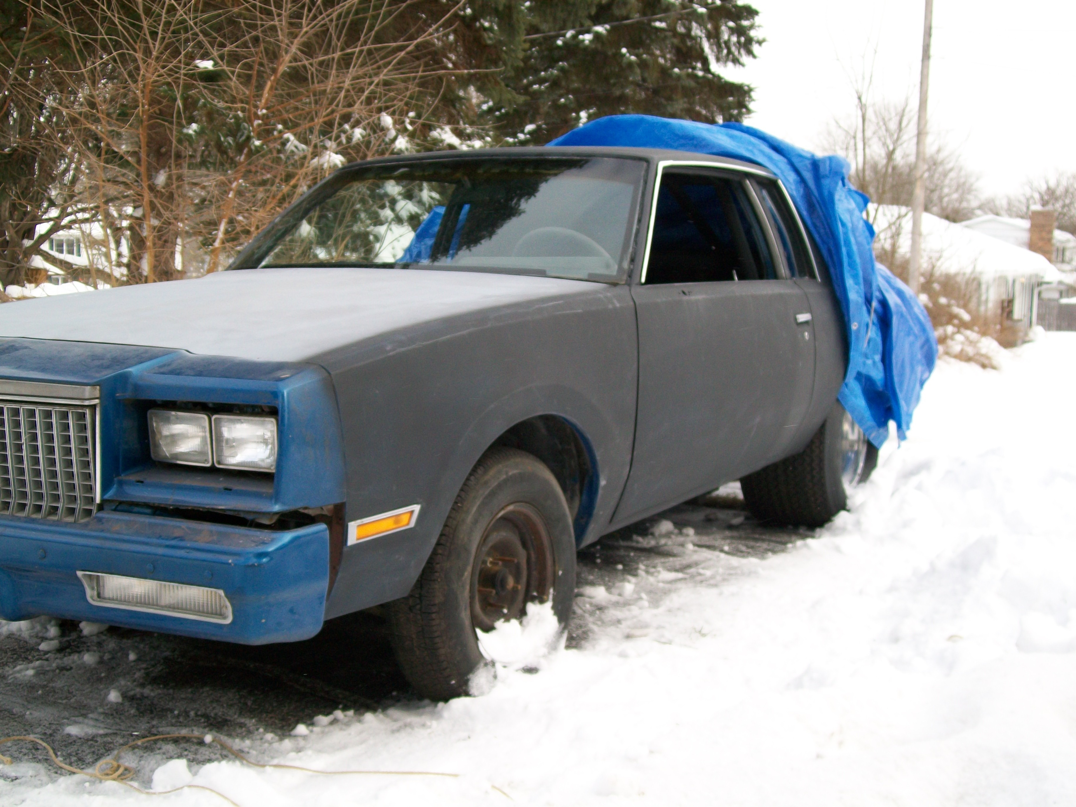 jussal9's 1980 Buick Regal