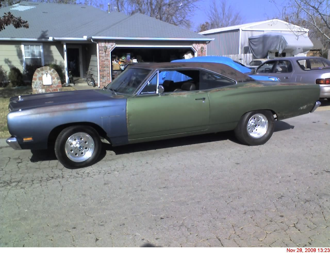 soonergn 1969 Plymouth Satellite