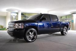 mattminyards 2008 Chevrolet Silverado 1500 Regular Cab