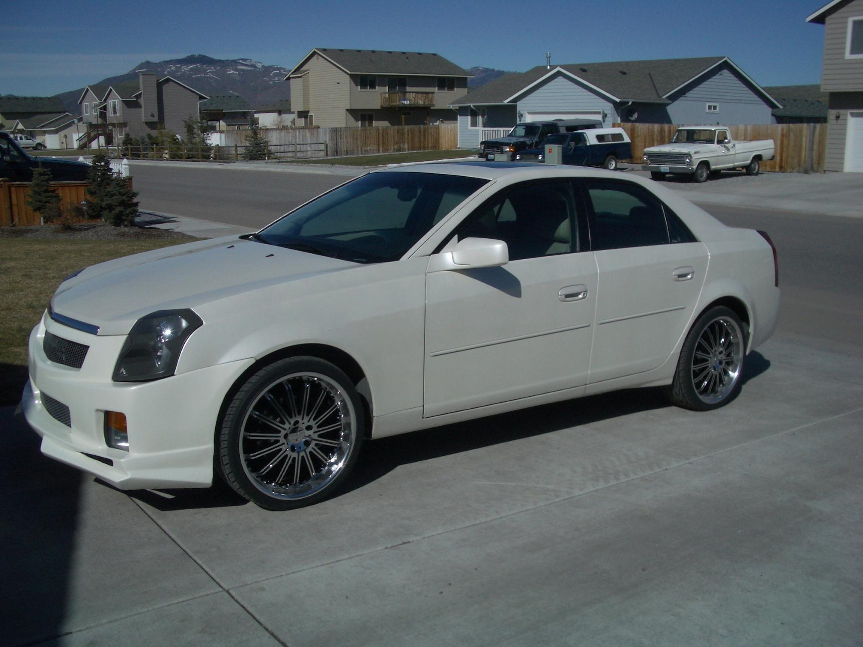 bcaman 2005 cadillac cts specs photos modification info. Black Bedroom Furniture Sets. Home Design Ideas