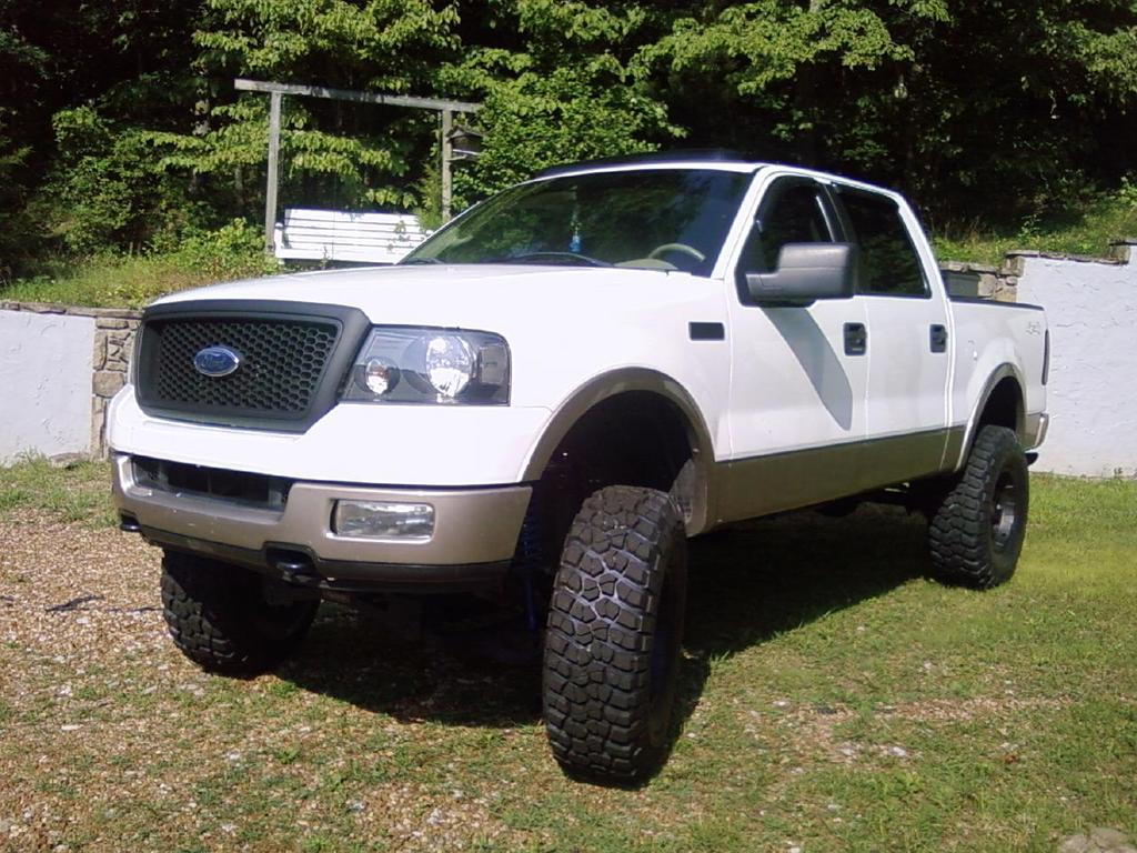 Fightford18 2005 ford f150 regular cab