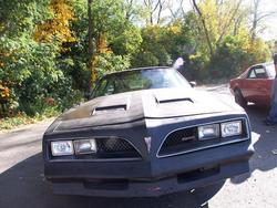 6_6liters 1979 Pontiac Firebird