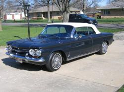 Spyderman63 1963 Chevrolet Corvair