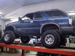 superlift6s 2000 Chevrolet Blazer
