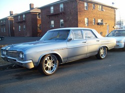 bigrell69 1965 Buick Special