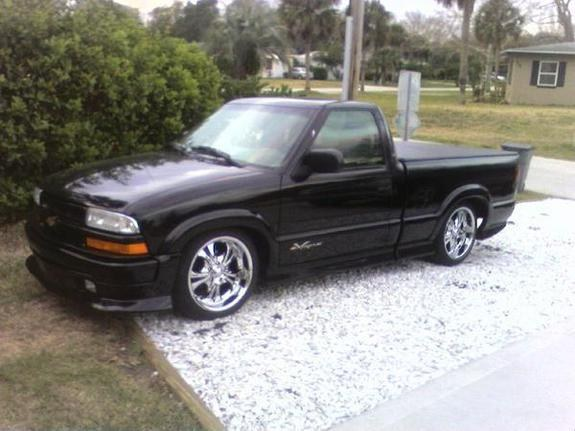 alexludke 39 s 2000 chevrolet s10 regular cab in j ville beach fl. Black Bedroom Furniture Sets. Home Design Ideas