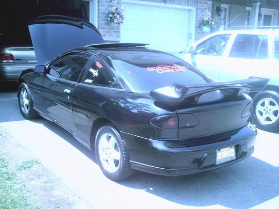 Another chronologist_421 1999 Chevrolet Cavalier post... - 9500714