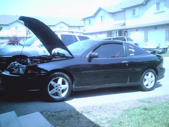 Another chronologist_421 1999 Chevrolet Cavalier post... - 9500715