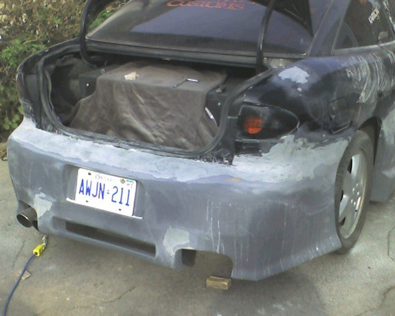 Another chronologist_421 1999 Chevrolet Cavalier post... - 9500737