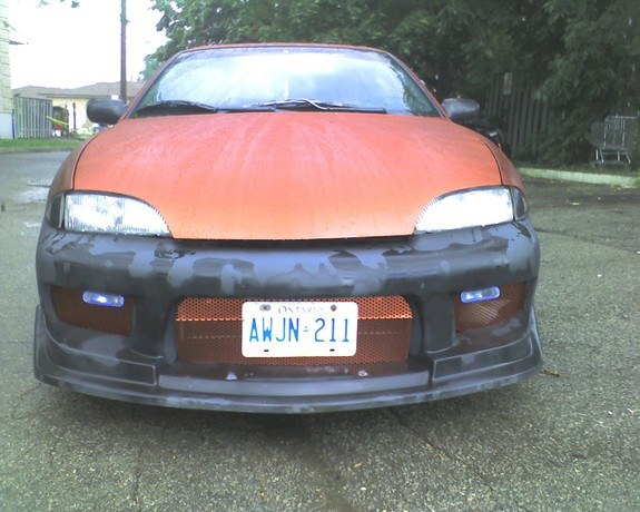 Another chronologist_421 1999 Chevrolet Cavalier post... - 9500754