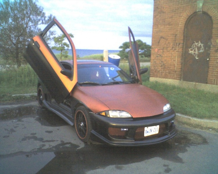 Another chronologist_421 1999 Chevrolet Cavalier post... - 9500759