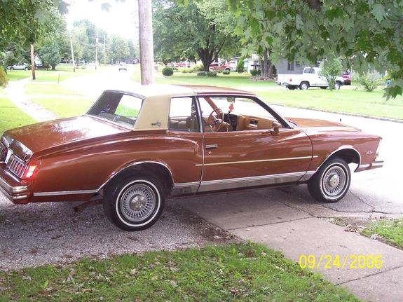 Another grandprixss 1978 Chevrolet Monte Carlo post... - 9501727