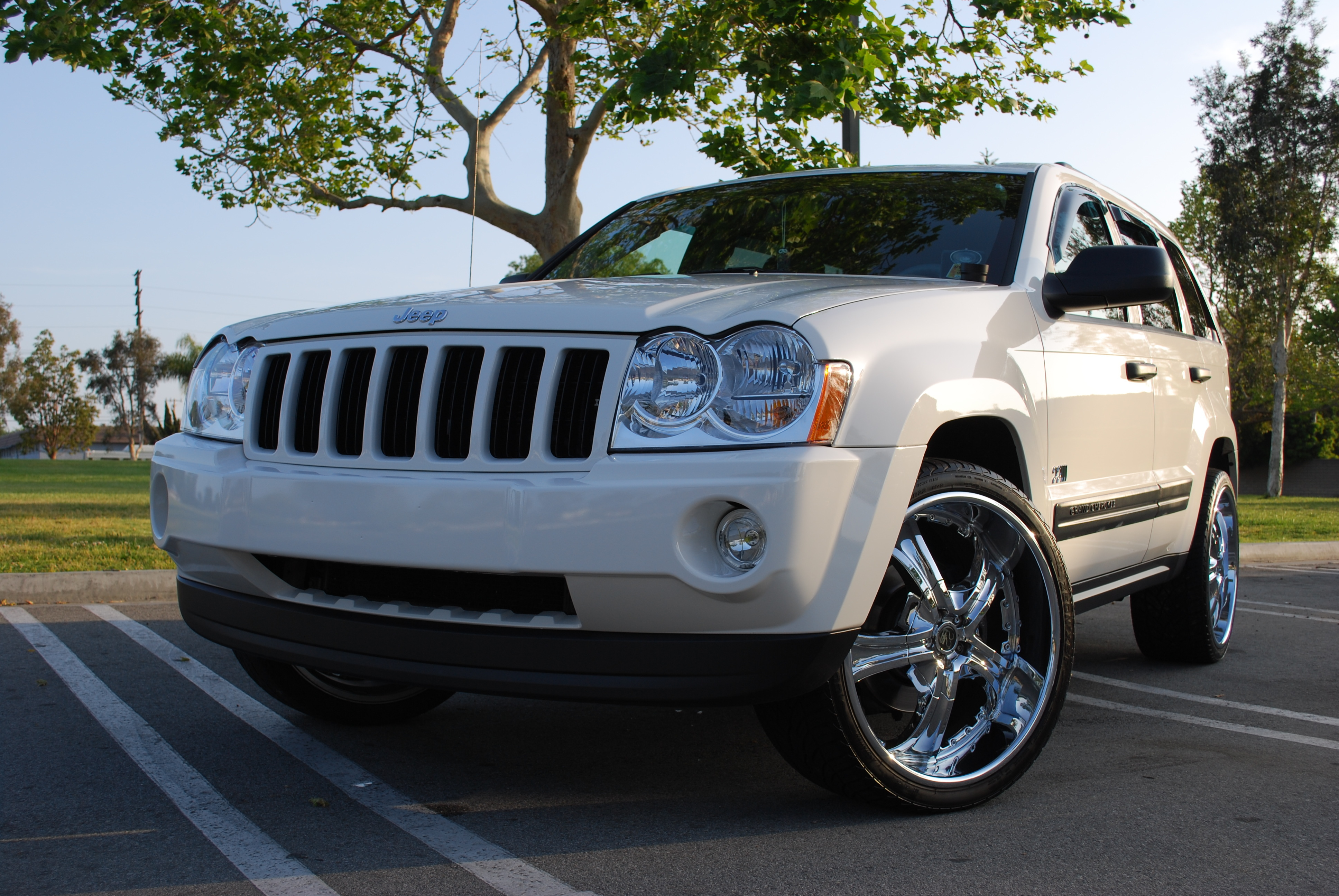 mattek216 2005 jeep grand cherokee specs photos modification info at cardomain. Black Bedroom Furniture Sets. Home Design Ideas