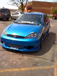 rbmurray15s 2001 Ford Focus