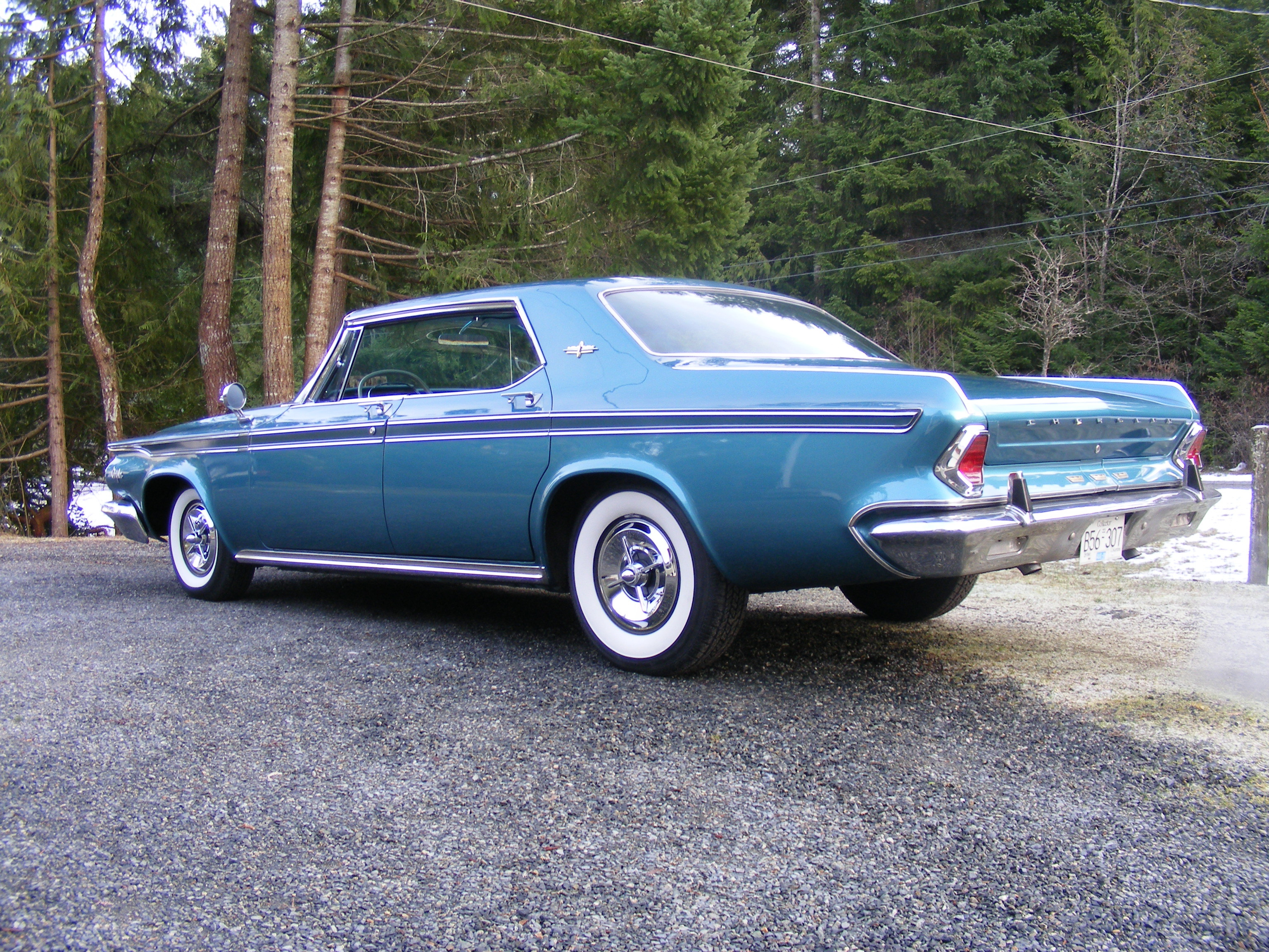 Sledman2 1964 Chrysler Windsor Specs Photos Modification