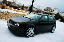 Brand0nKickss 2001 Volkswagen Golf