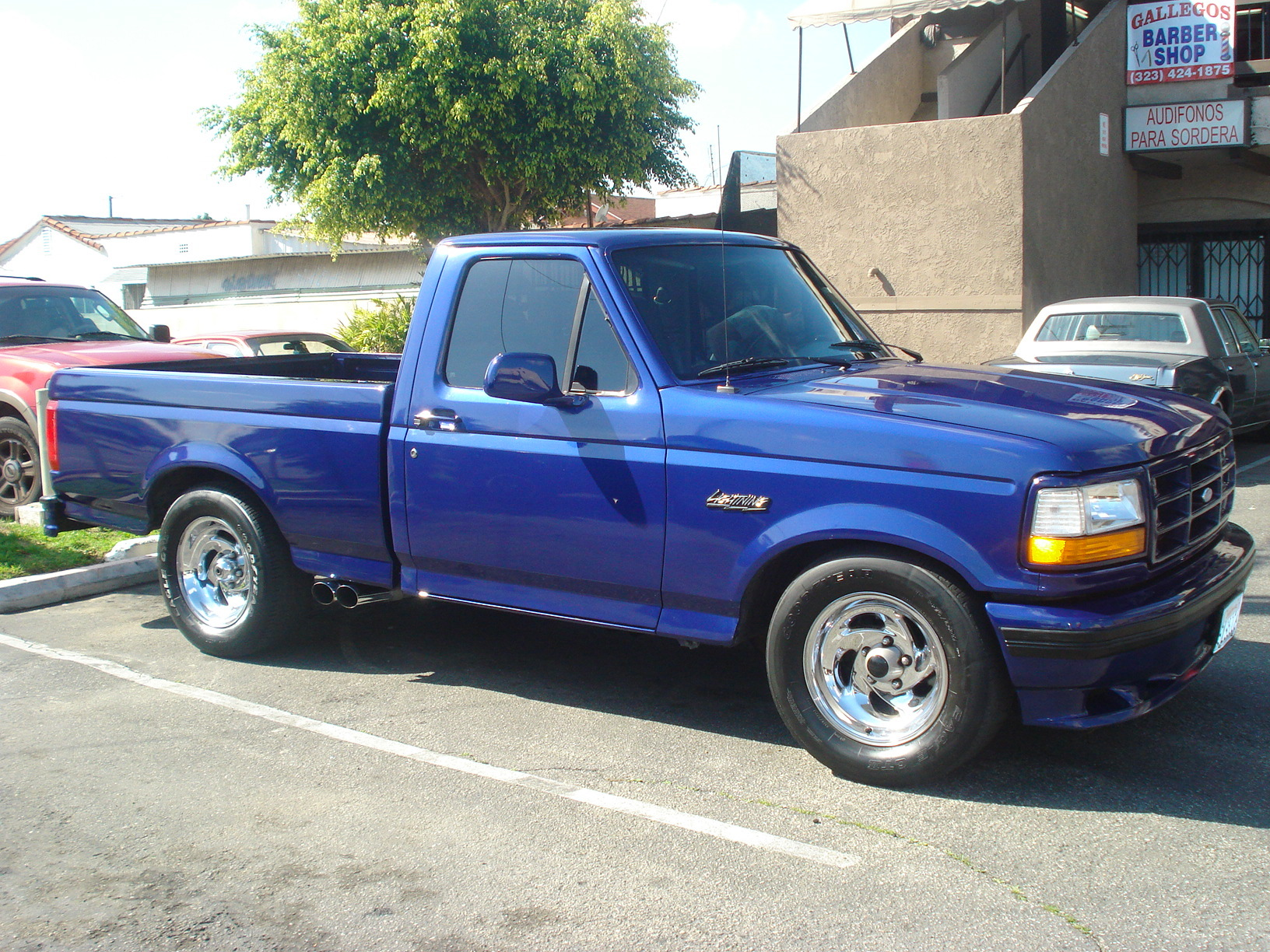 94sonic's 1994 Ford F150 Regular Cab