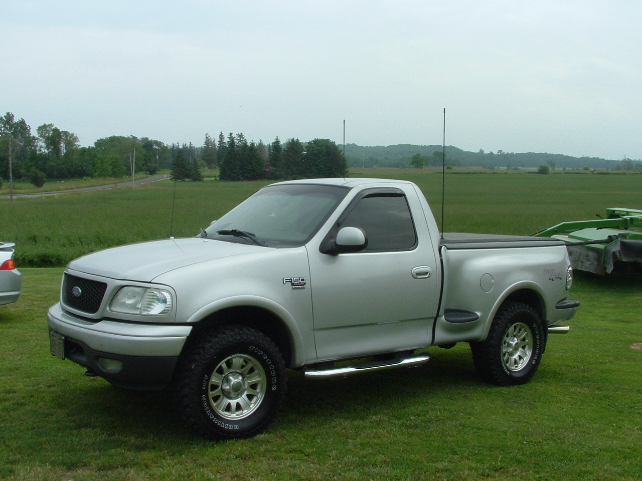 tailgator 2002 ford f150 regular cab specs photos modification info at cardomain. Black Bedroom Furniture Sets. Home Design Ideas