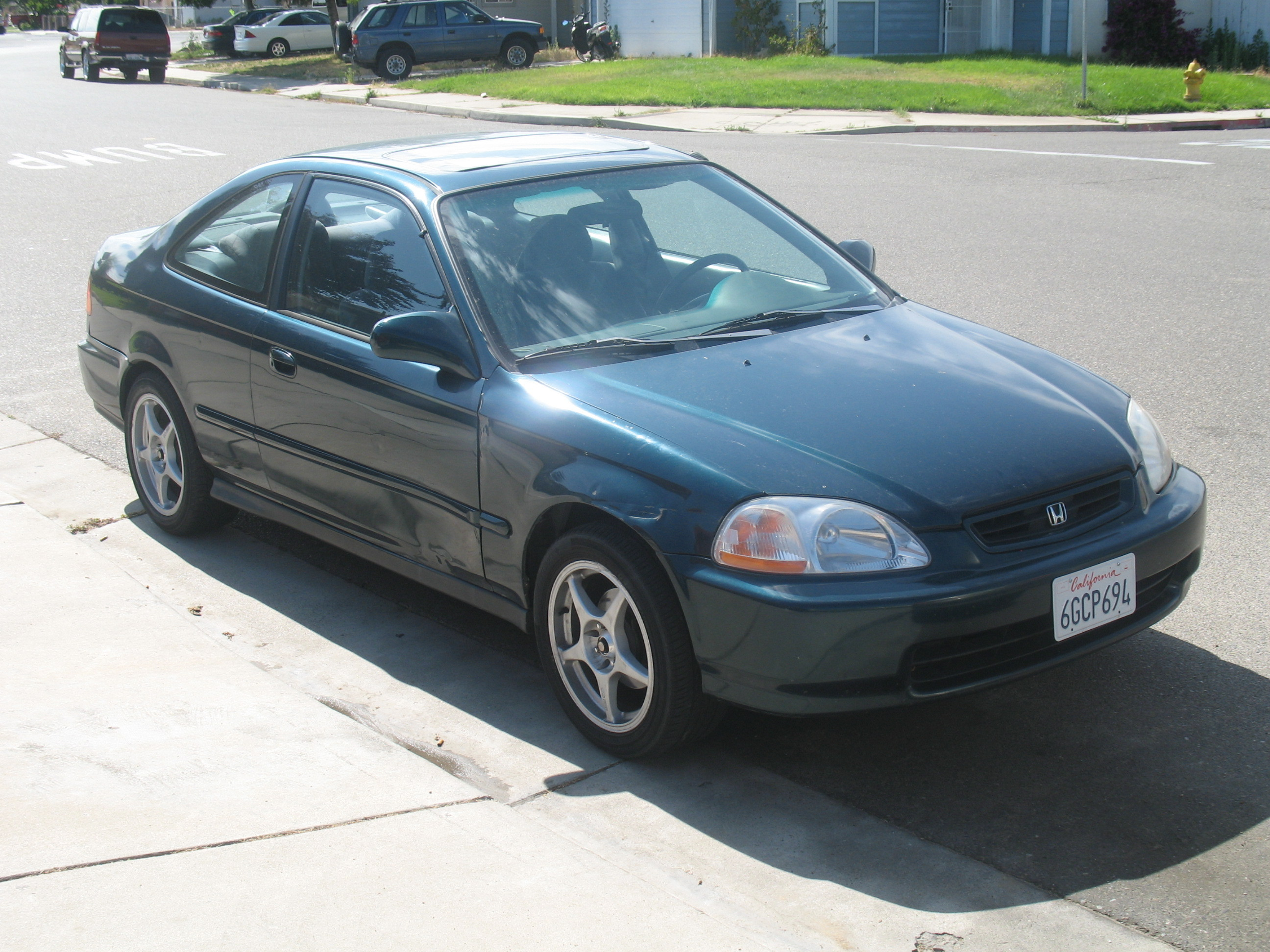 1996civicex 1996 Honda Civic 12625115