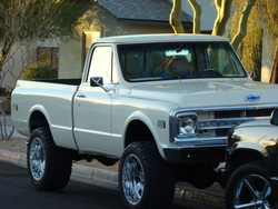 LaOldies 1969 Chevrolet C/K Pick-Up