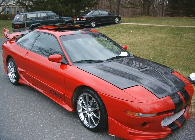 Another The_Red_Demon 1997 Ford Probe post... - 12625720