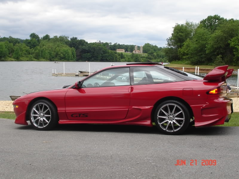 The_Red_Demon 1997 Ford Probe 12625729