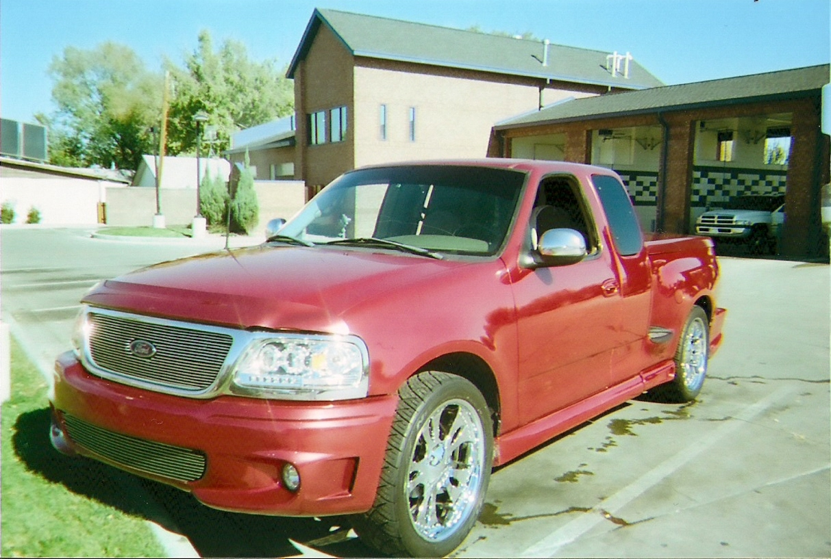 303_RIDER 1998 Ford F150 Regular Cab