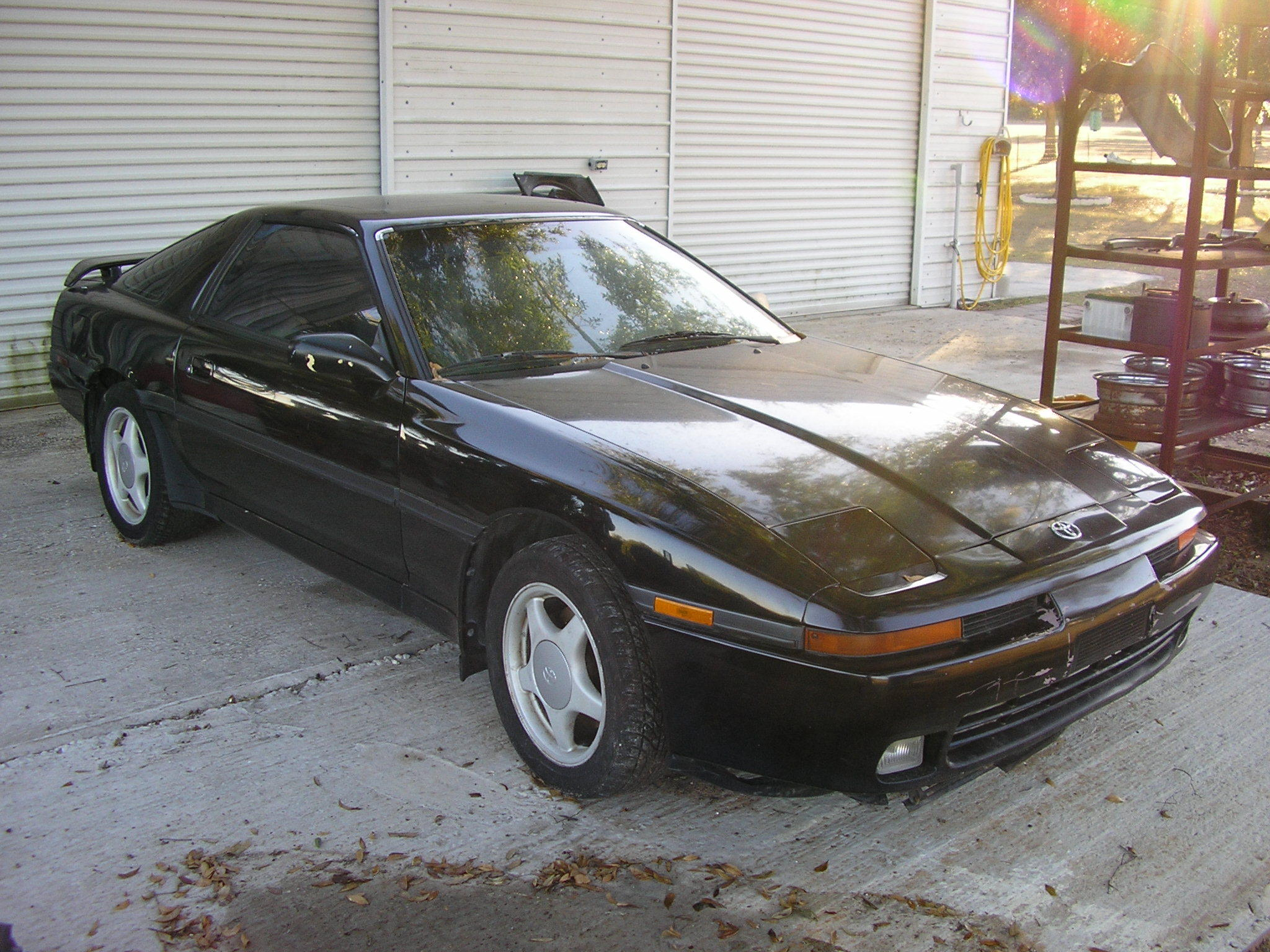 Another 83HELLCAMINO 1991 Toyota Supra post... - 12625981