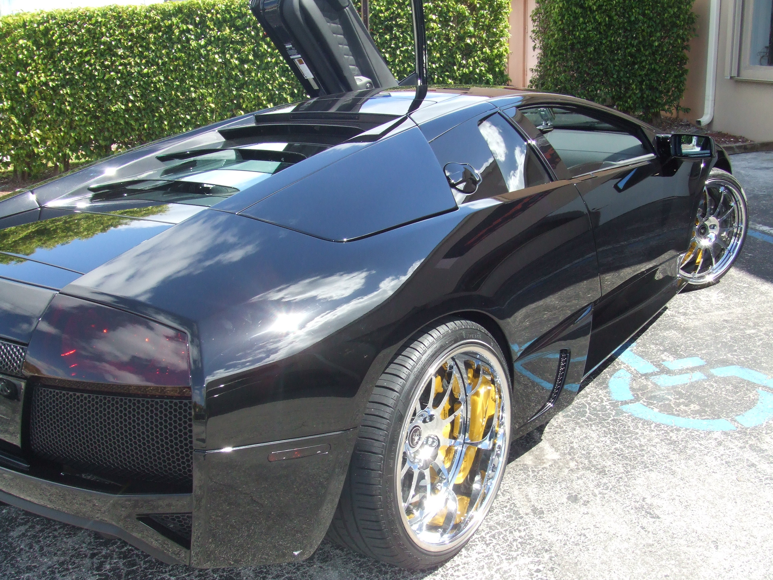 Another LION_MOTORING 2009 Lamborghini Murcielago post... - 12626945
