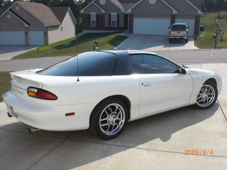 Z28iceman 2001 Chevrolet Camaro Specs Photos Modification Info At Cardomain