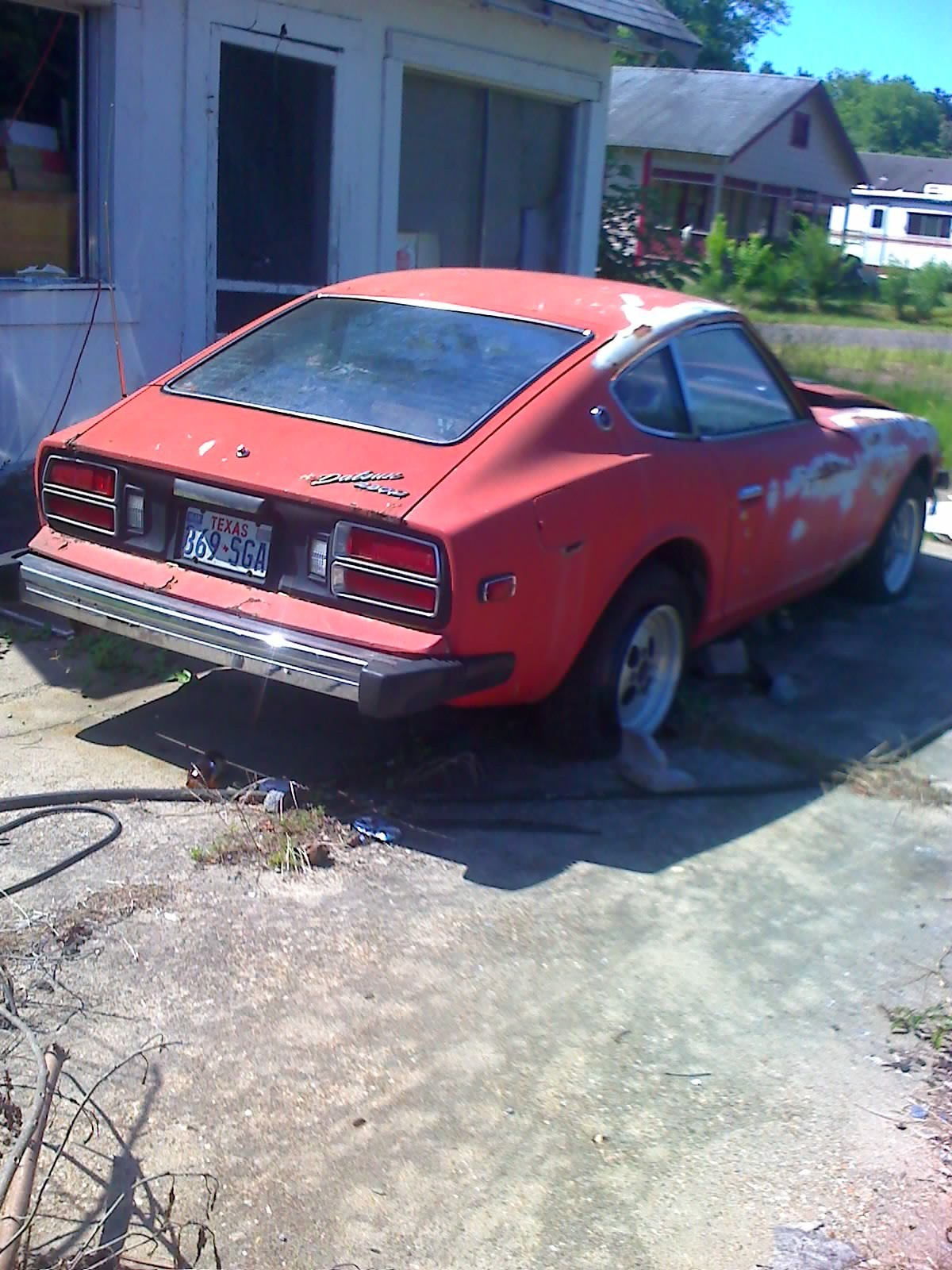 Another chevyman_sims 1977 Datsun 280Z post... - 12626868