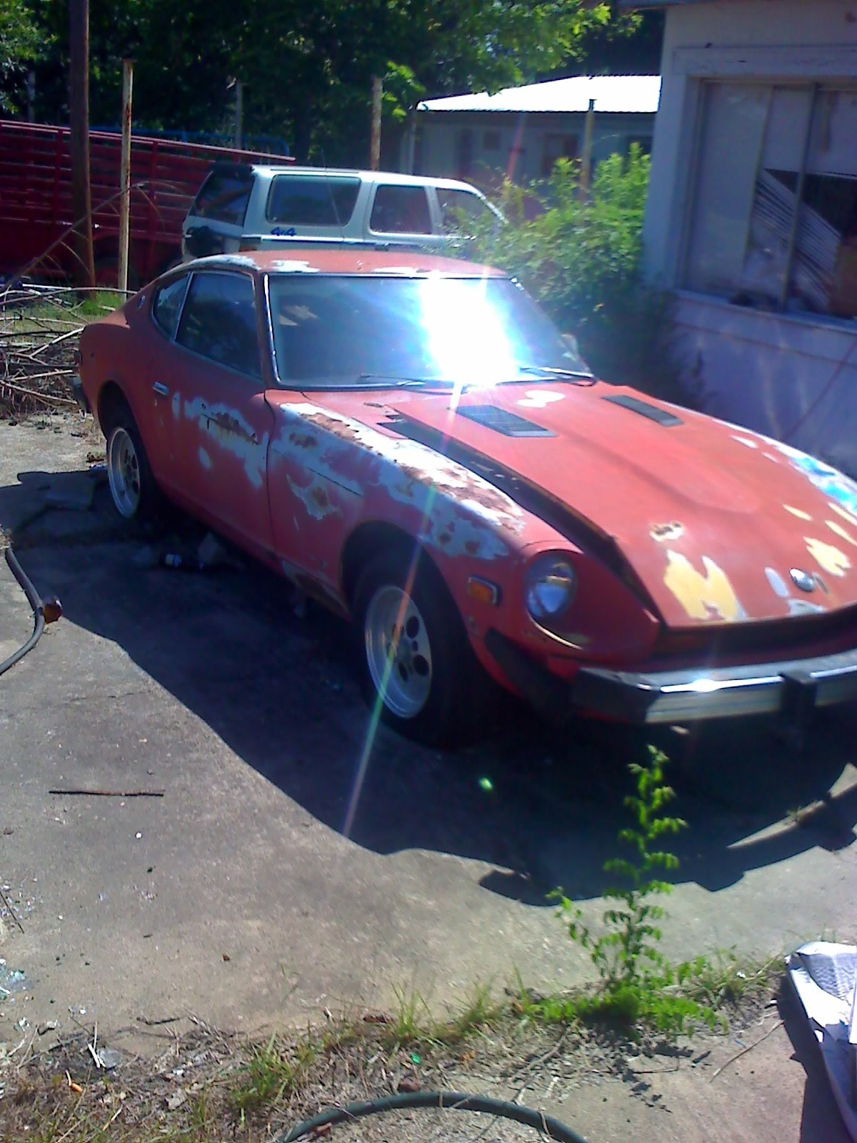 Another chevyman_sims 1977 Datsun 280Z post... - 12626869