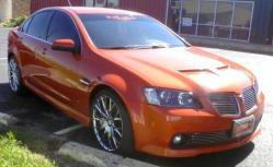 nlynch1015s 2008 Pontiac G8
